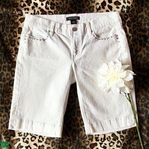 WHBM Bermuda Shorts Size 4